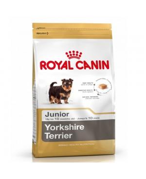 Суха храна за кучета Royal Canin  Yorkshire Terrier Junior - Кучета