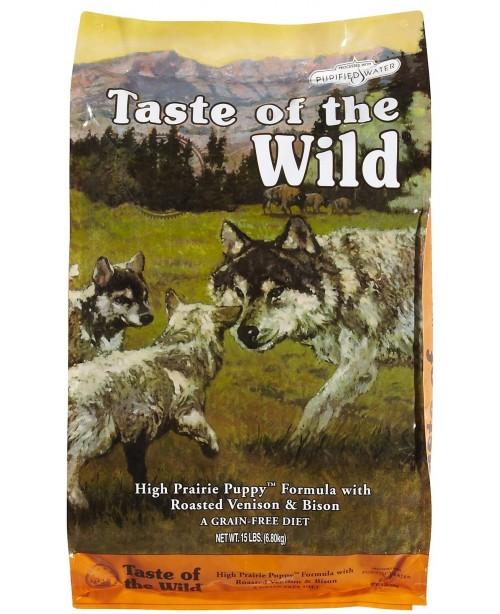 Суха храна за кучета  Taste of the Wild - High Prairie Puppy - Кучета