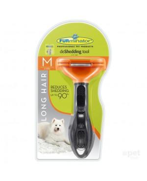 Тример за куче  FURminator за дълга козина M
