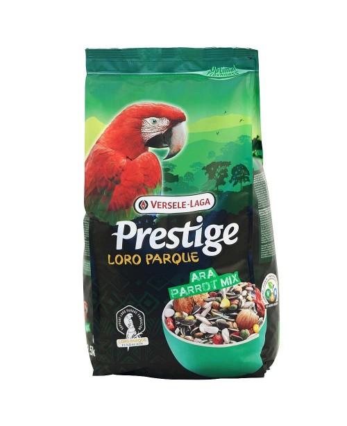 PREMIUM PRESTIGE Ara Loro Parque Mix -храна за ара 2.5кг.