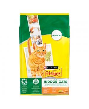 Суха храна за котки FRISKIES Cat Indoor - Суха храна