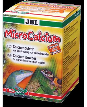 JBL MICROCALCIUM -КАЛЦИЙ НА ПРАХ ЗА ВЛЕЧУГИ 100мл.